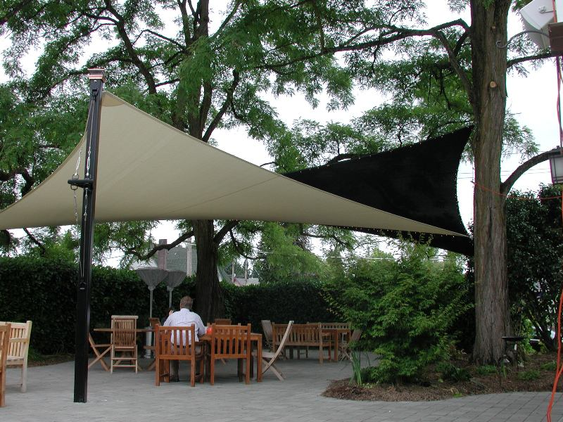 Rain And Shade Sails