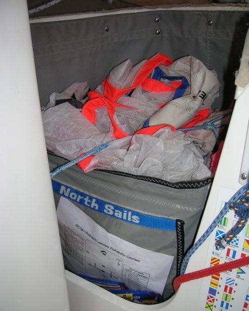 companionway bag
